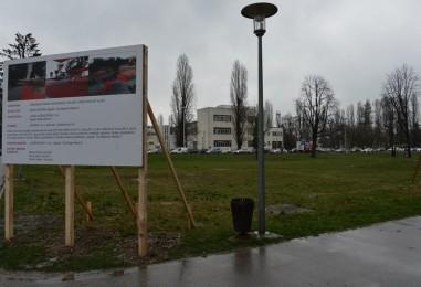 Početak radova na izgradnji Parka Kate Šoljić