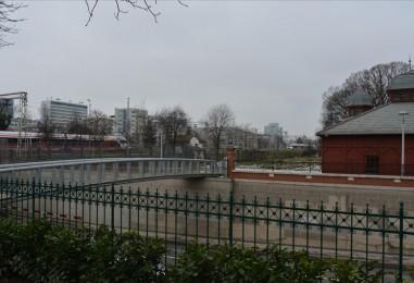 Otvoren pješački most vrijedan milijun kuna