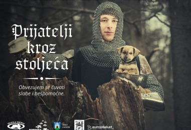 Zagrebački vitezovi za pse iz Dumovca