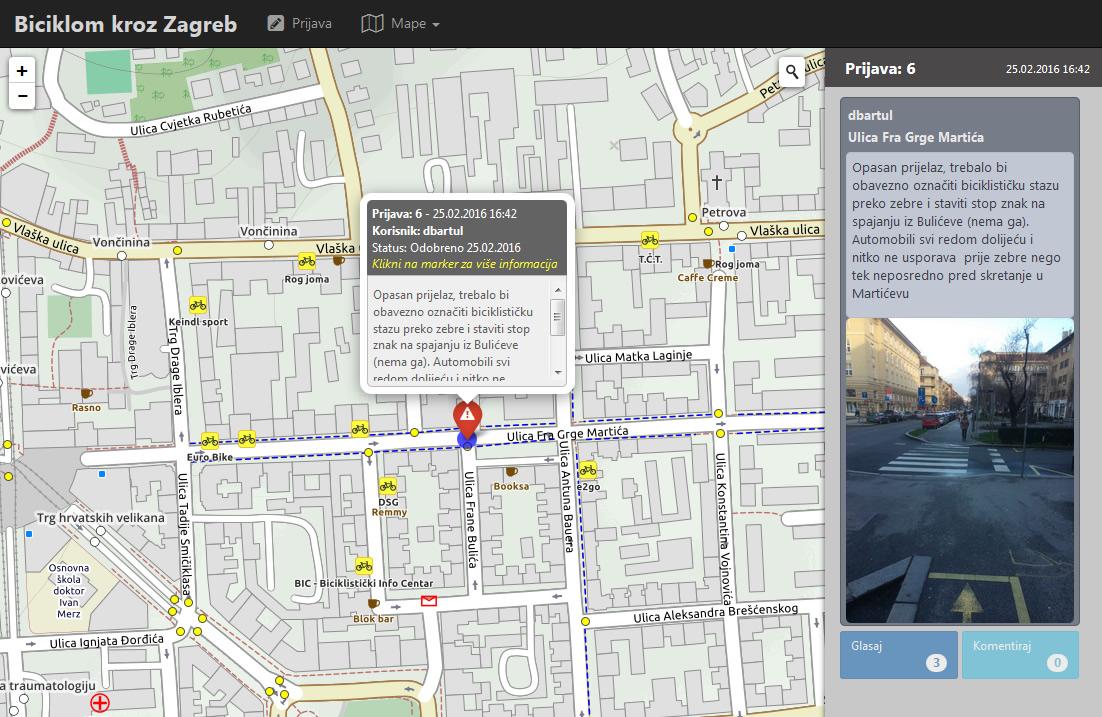 Interaktivna biciklistika karta pomozite u popunjavanju karte interaktivna biciklistika karta pomozite u popunjavanju karte informacijama zagreb thecheapjerseys Gallery