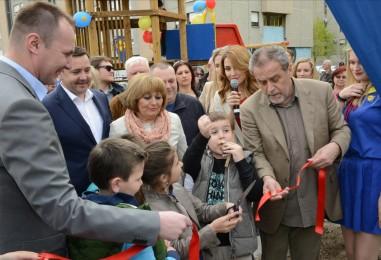 Svečano otvoren novouređeni dječji park u Donjoj Dubravi