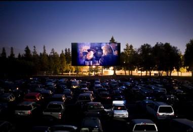 DriveIn kino na Prisavlju