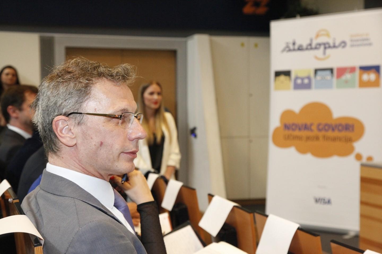 Vujčić: Krajnje je vrijeme za financijsko opismenjavanje građana
