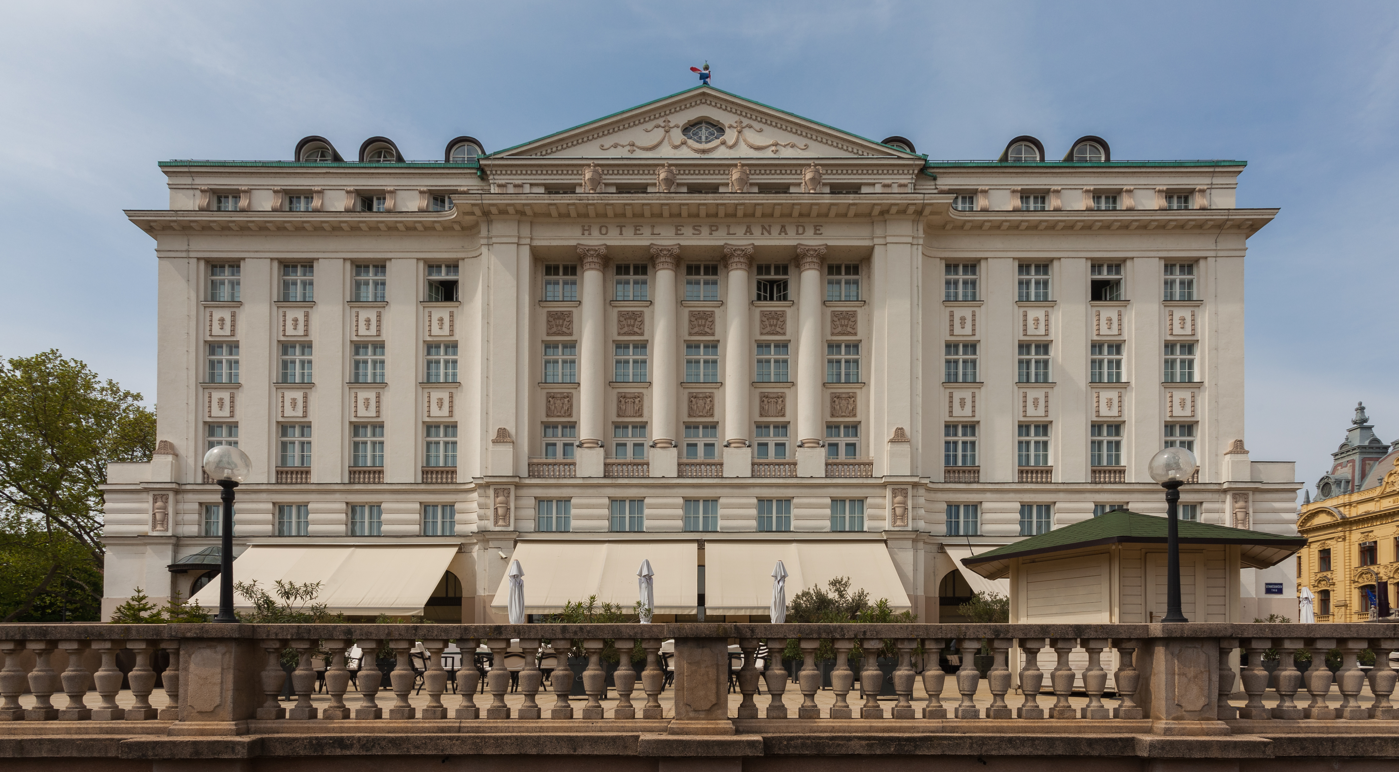 Najekskluzivniji hoteli u zagrebu for Hotels zagreb