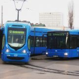 Radovi na raskrižju Savske i Vodnikove mijenjaju tramvajske trase