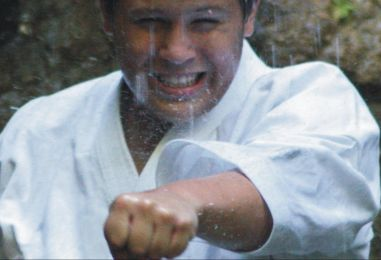 Kyokushin karate spektakl u Dugom Selu