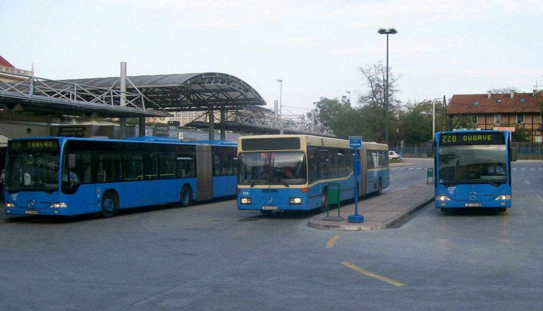 Linija 159 i u Odranskom Obrežu