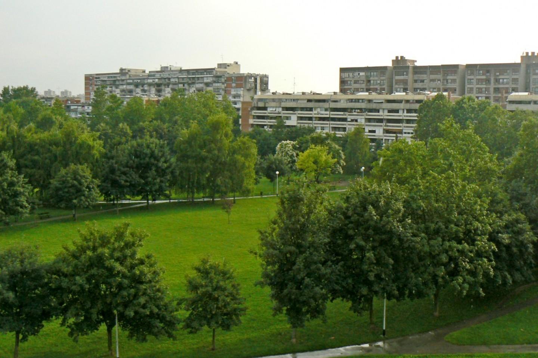 Krajobrazni  arhitekti protiv gradnje u parku