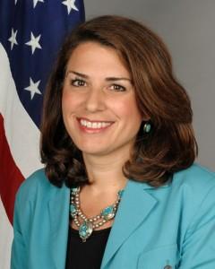 američka veleposlanica