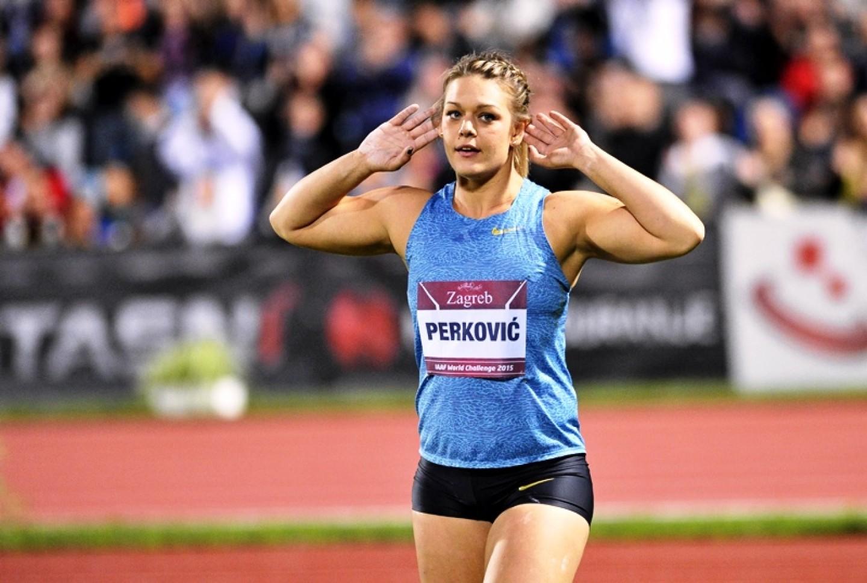Sandra Perković natjecat će se protiv olimpijske doprvakinje