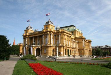 Festival svjetskog kazališta u Hrvatskom Narodnom Kazalištu