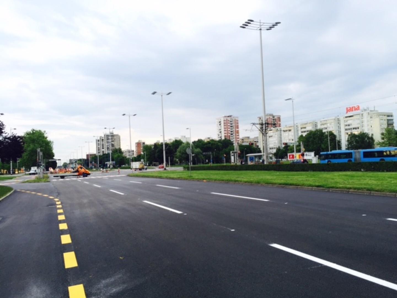 Uoči početka nove školske godine, radovi na gradskim prometnicama