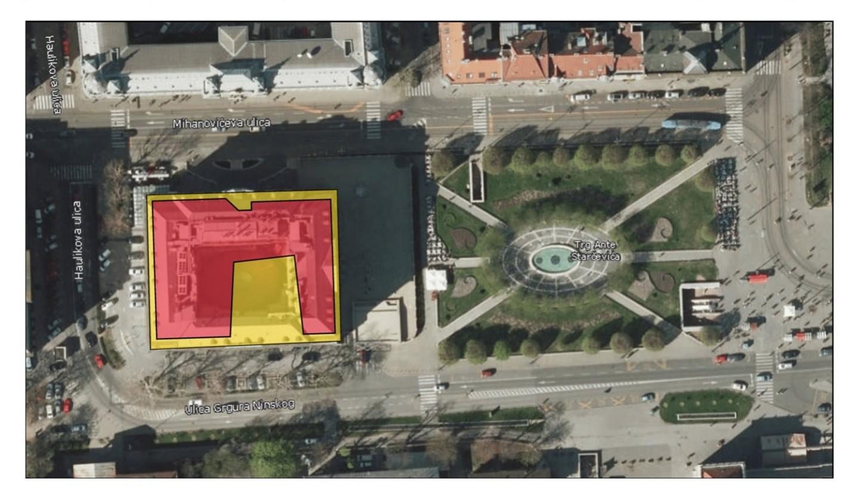 Grad izdao lokacijsku dozvolu za crkvu veličine Esplanade u kvartovskom parku!
