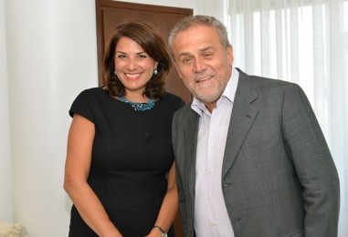 Američka veleposlanica u posjeti zagrebačkom gradonačelniku Bandiću