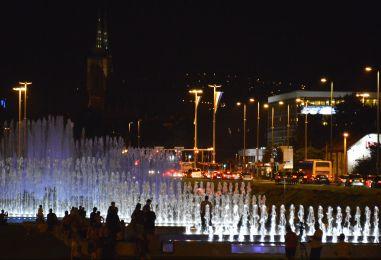 Svečano otvorenje novih zagrebačkih fontana