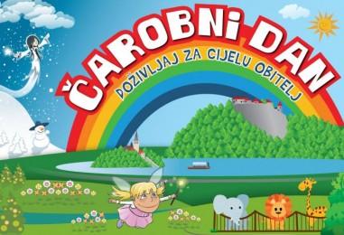 Čarobni dan u parku Maksimir