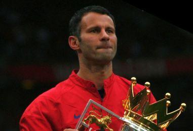 Ryan Giggs i trofej Lige prvaka u Zagrebu