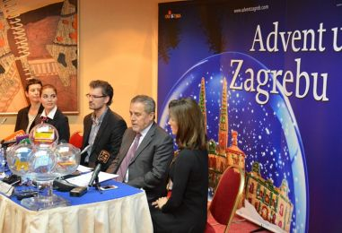 ADVENT U ZAGREBU Manifestacija započinje 26. studenog