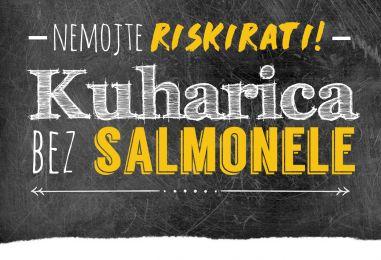Izdana kuharica Kuharica bez salmonele