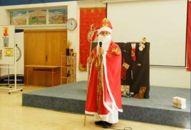 SVETI NIKO SVIJETOM ŠETA… Legenda o sv. Nikoli