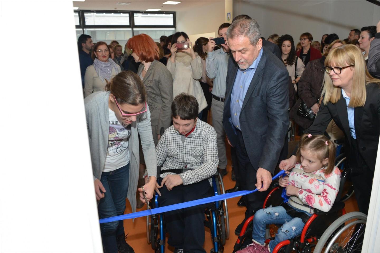 Centar za odgoj i obrazovanje Goljak u novom prostoru!