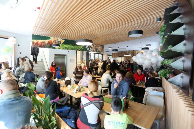 Zoološki vrt napokon dobio restoran – ovog vikenda otvoren Babaloo