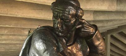 Otkrivanje sklupture Ivana Meštrovića – Ruđer Josip Bošković
