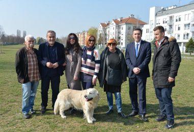 Na Jarunu otvoren park za pse