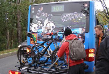 Predstavljena usluga Biciklom na autobus