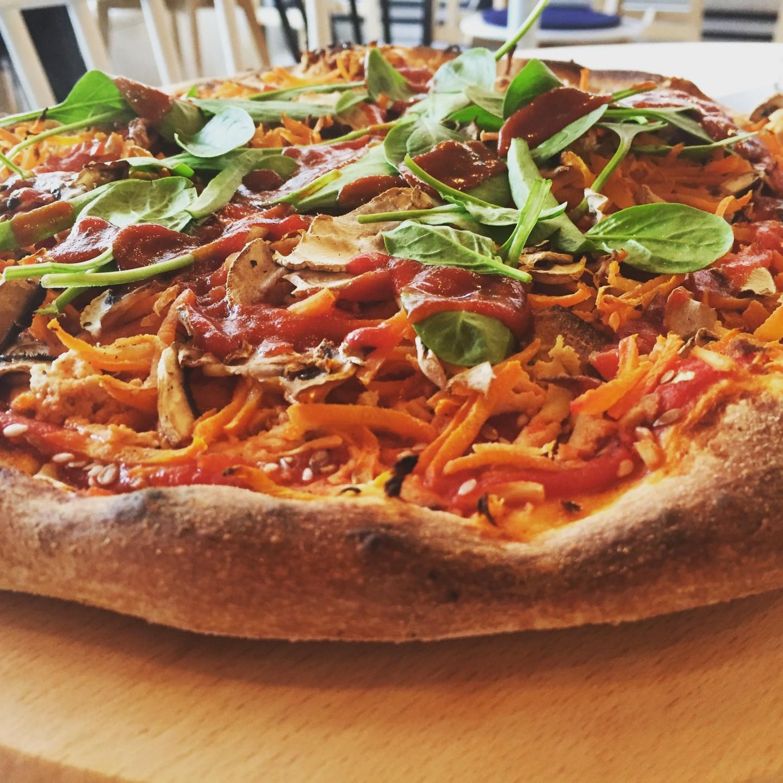 Pizza na prvi dan proljeća