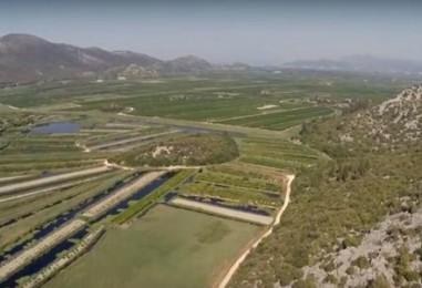Čudesna dolina rijeke Neretve