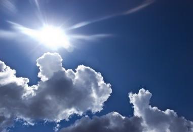 Vrijeme danas : Osjetno toplo i stabilno vrijeme