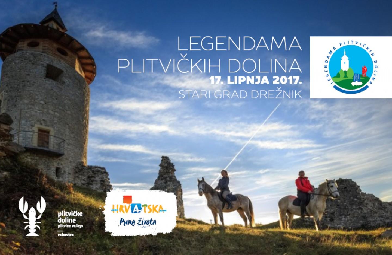 Legendama Plitvičkih dolina – nova povijesna manifestacija u blizini Plitvica