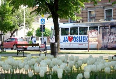 Tramvaji iz Zagreba u Osijeku