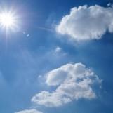 Vrijeme danas : pretežno sunčano s umjerenom naoblakom