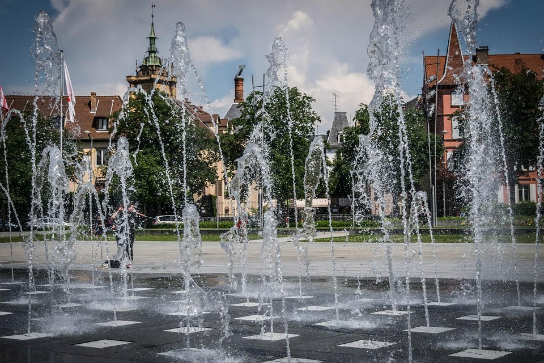 Kvar fontane u Zagrebu