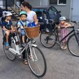 Bicikliranje s djecom