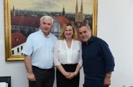 Sastanak s dekanom Zagrebačke škole ekonomije i managmenta
