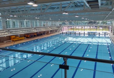 Unutarnji bazeni zatvoreni tijekom ljeta