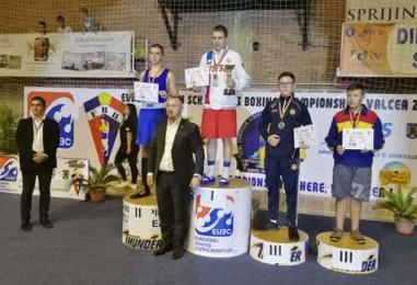 Grabić i Badža osvojili srebra