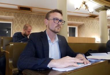 Dominik Etlinger najavio kandidaturu za šefa zagrebačkog SDP-a