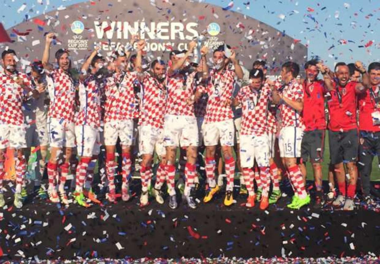 Hrvati europski prvaci