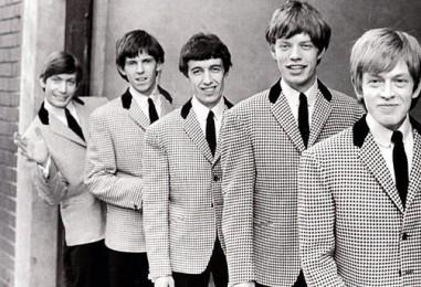 Prvi nastupi The Rolling Stonesa u knjizi i na DVD-u