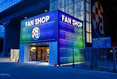 Dođite na veliko otvorenje Dinamo fan shopa