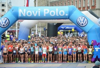 Osam tisuća trkača na Zagrebačkom maratonu