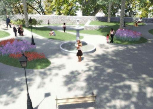 Otvoren je Park Grič na Gornjem gradu