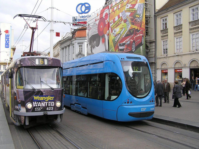 Od danas u prodaji tramvajske karte za 4 kune