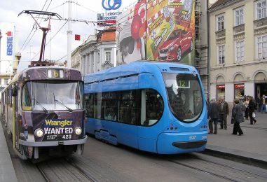 Gradi se nova tramvajska pruga u Zagrebu