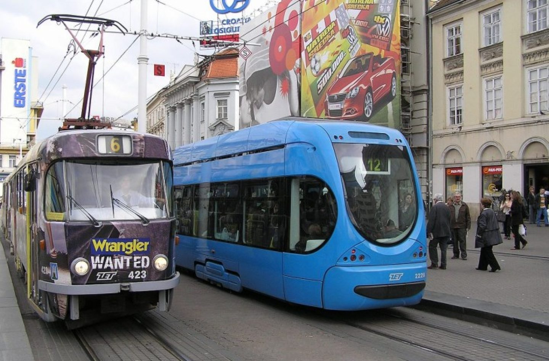 Danas je norijada, provjerite gdje se sve obustavlja tramvajski promet
