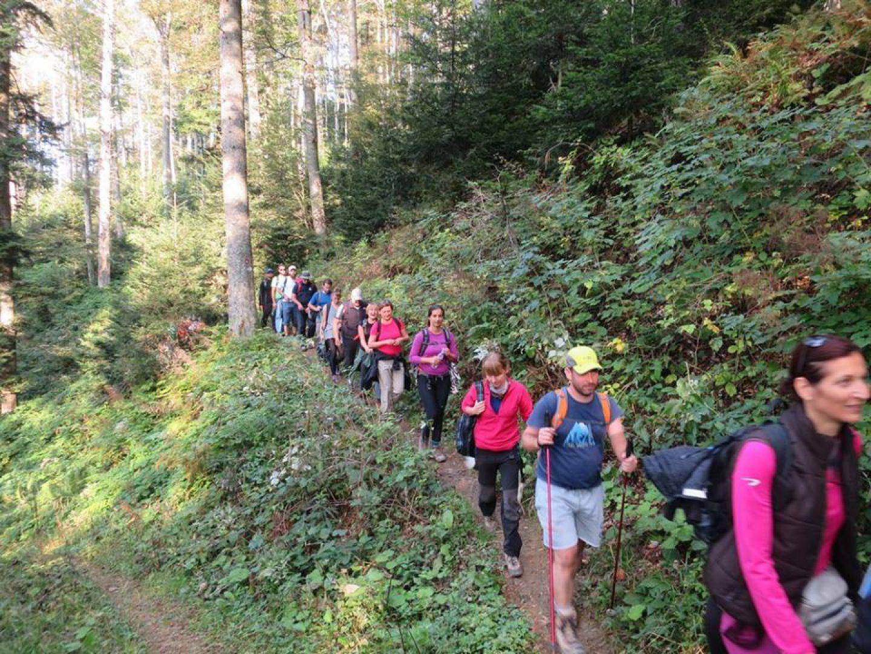 PDS Velebit i ove jeseni organizira planinarsku školu
